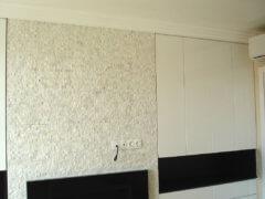 Тасовски камък за стена в спалня - фирма ММ93