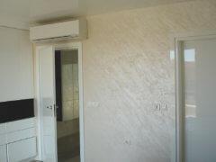 Мазилка Оточенто на стена за спалня - ММ93
